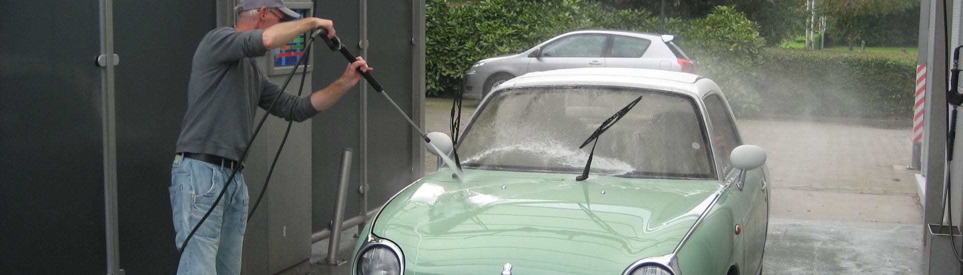 Autowasboxen Hollandse Kade Abcoude