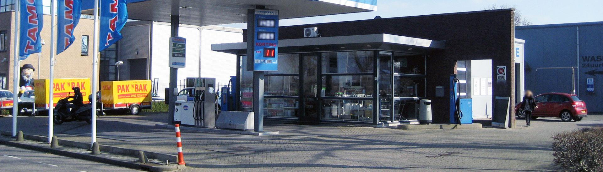 Tamoil tankstation Hollandse Kade Abcoude